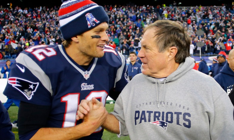 USP NFL: MIAMI DOLPHINS AT NEW ENGLAND PATRIOTS S FBN USA MA